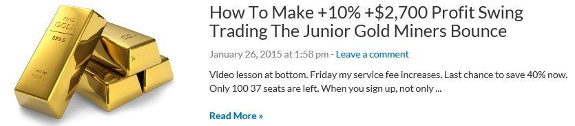Jason Bond Picks Newsletter Blog Post