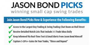 Jason Bond Picks Benefits