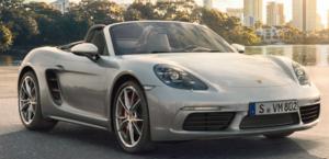 Jason Bond Gives Porsche to Client