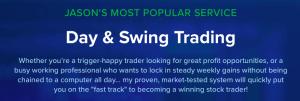 Day and Swing Trading at Jason Bond Picks