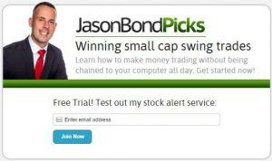 Jason Bond Picks Free Stock Alerts