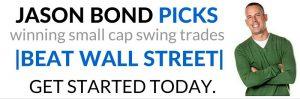 Jason Bond Picks Grew My Portfolio