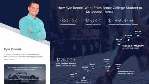 Kyle Dennis Millionaire Roadmap Success Story