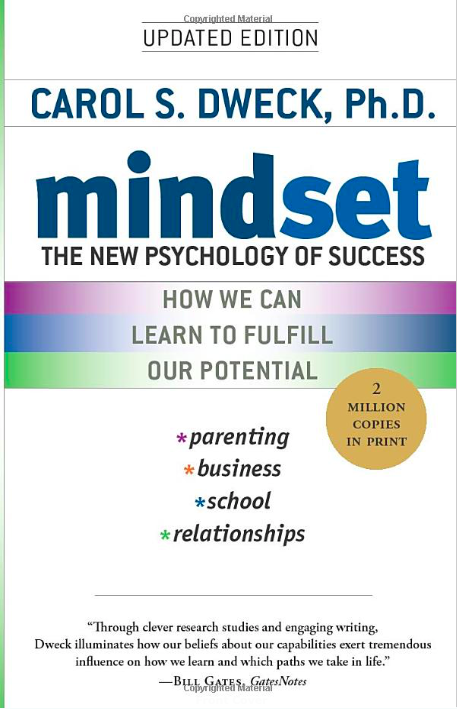 Top Quotes From Mindset By Carol Dweck