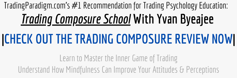 Trading Composure School With Yvan Byeajee