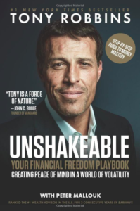 Unshakeable By Tony Robbins Financial Freedom Playbook