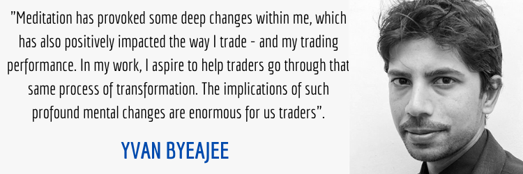 trading psychology mastery course yvan byeajee quote