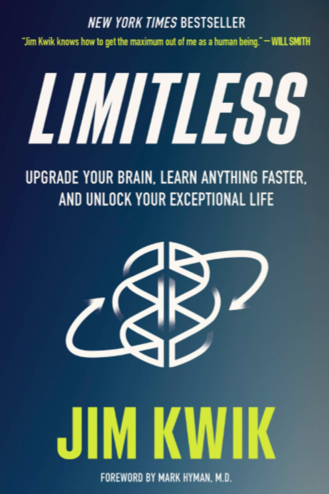 Top 15 Quotes From Limitless By Jim Kwik