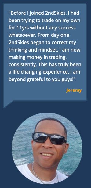 2ndSkies Trading Testimonial