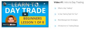 Investors Underground Free Day Trading Course