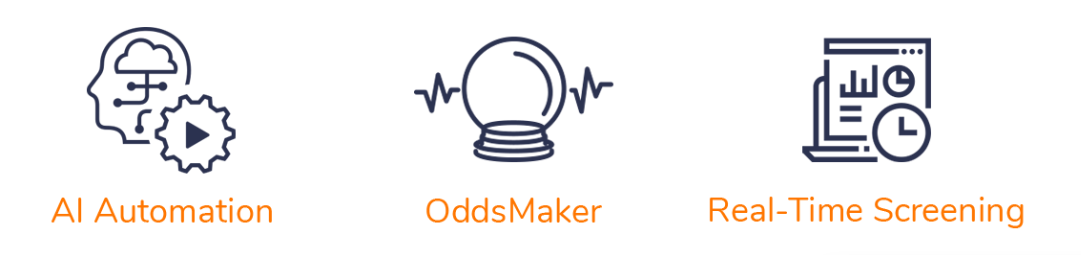 Trade Ideas AI Holly and OddsMaker