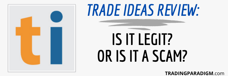 Trade Ideas Review - What is Trade Ideas - Top Rated Stock Trading Software - Is it a Scam