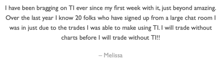 Trade Ideas Review:Testimonial