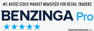 What is Benzinga Pro - Top Rated Stock Market Newsfeed