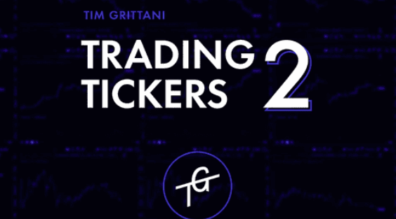 What is in Trading Tickers 2 By Tim Grittani
