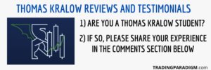 Thomas Kralow Reviews and Testimonials From Real Students