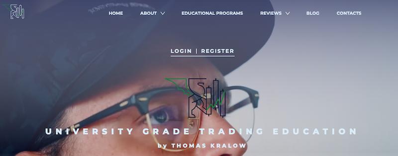 Thomas Kralow Reviews and Testimonials - University Grade Trading Education