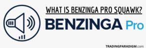 What is Benzinga Pro Squawk - What is the Benzinga Pro Audio Squawk Feature