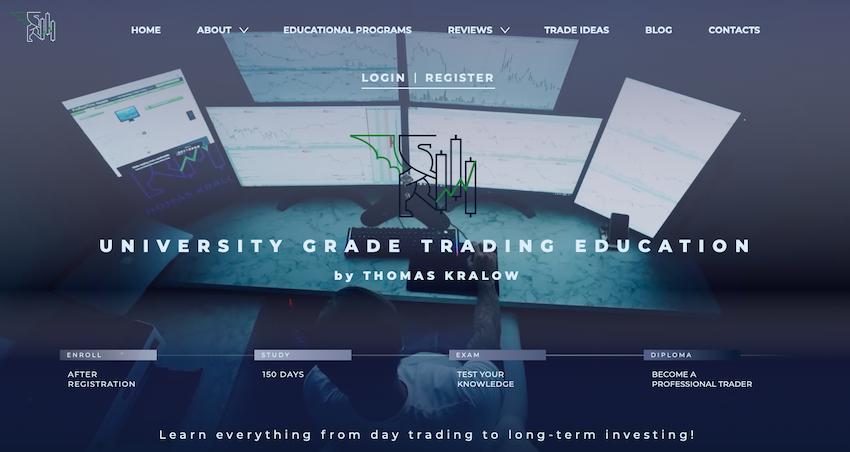 Thomas Kralow Trading Reviews - Is Thomas Kralow Worth it