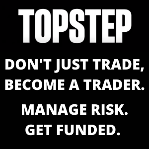 Topstep - Top Rated Funded Trader Program