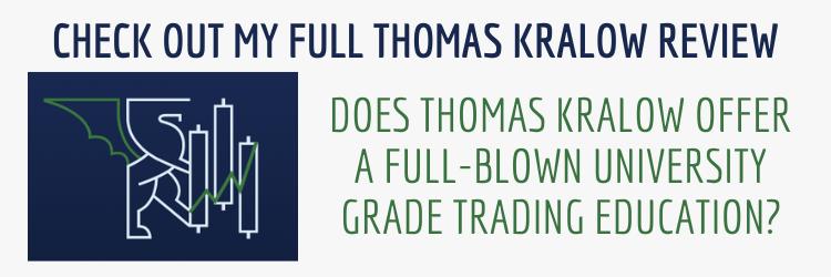 Comprehensive Thomas Kralow Trading Review