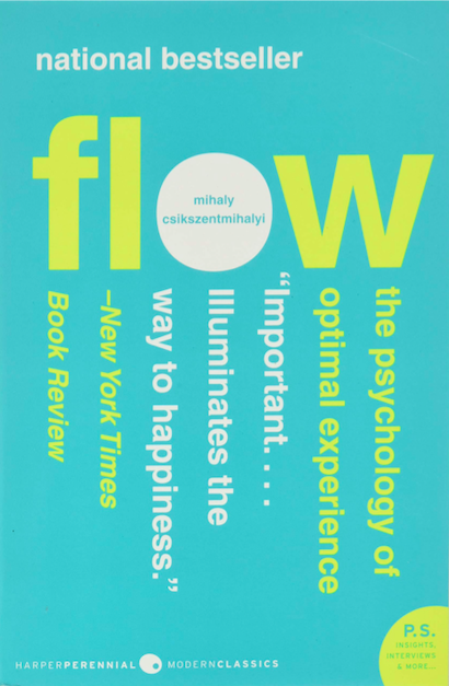 Top 15 Quotes From Flow By Mihaly Csikszentmihalyi